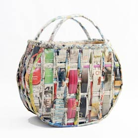 Banyan Paper Handbag: Do Good, Look Great