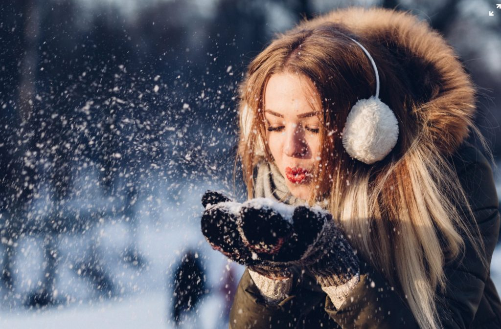 Earmuffs? Baby, It's Cold Outside!