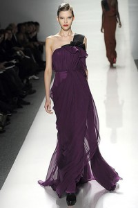 The Color Purple Looks Sumptuous this Fall