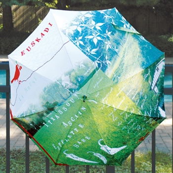 This Lovely Umbrella Features French Countryside