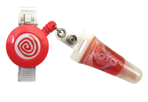 Retractable Lip Gloss by YoYo? Sweet!