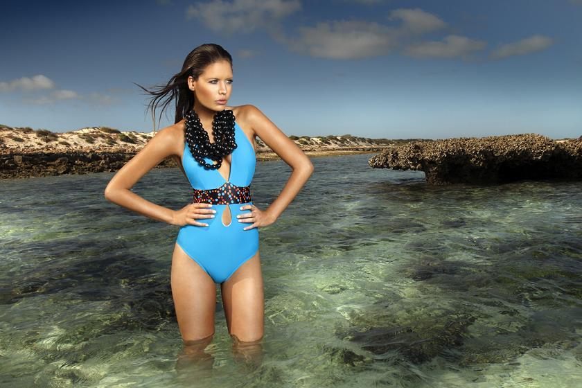 Kooey Swimsuits: Beautiful Beach Style