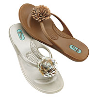Sandals by OKA b: Cute, Comfy and Recyclable
