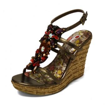 Summer Wedges for Those Hot Summer Nights