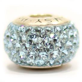 Swarovski Crystal Encrusted Beads Add Sparkle