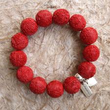 Cinnabar Bracelet Brings ZEN To Your Life