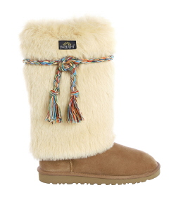 Faux Fur Boot Accessories? Stunning!