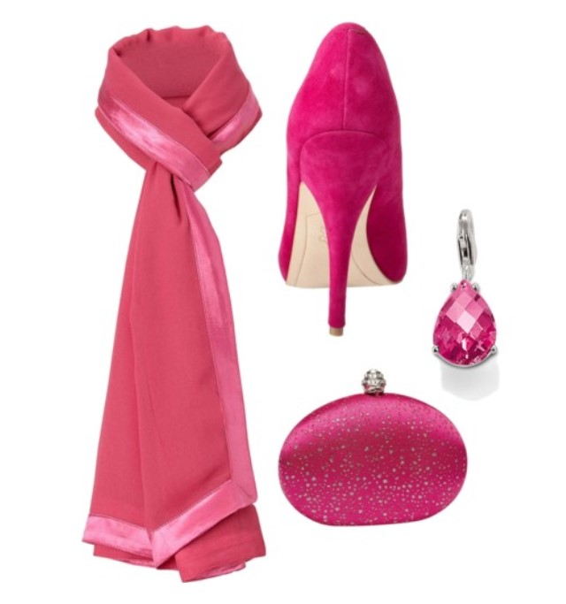 Pink Accessories are Romantic for Valentine'sDay