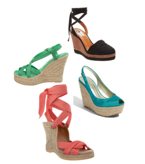 classic espadrilles updated for spring