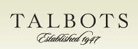 TalbotsLogo