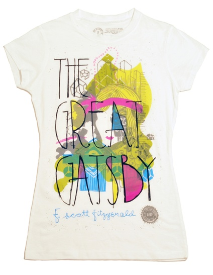 Out of Print Tees: Fashionable AND Well Read