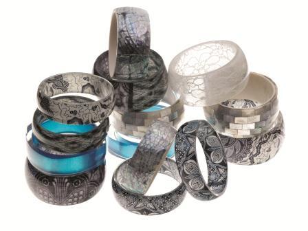 GeoArt Bangle Bracelets: WIN a Set of 3!