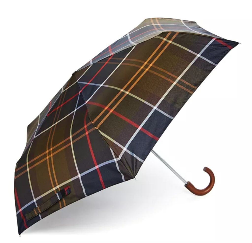 Tartan in Subtle Hues Adds a Luxe Element for Fall