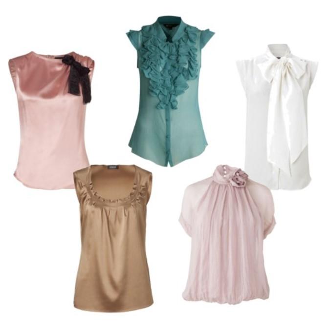 embellished necklines