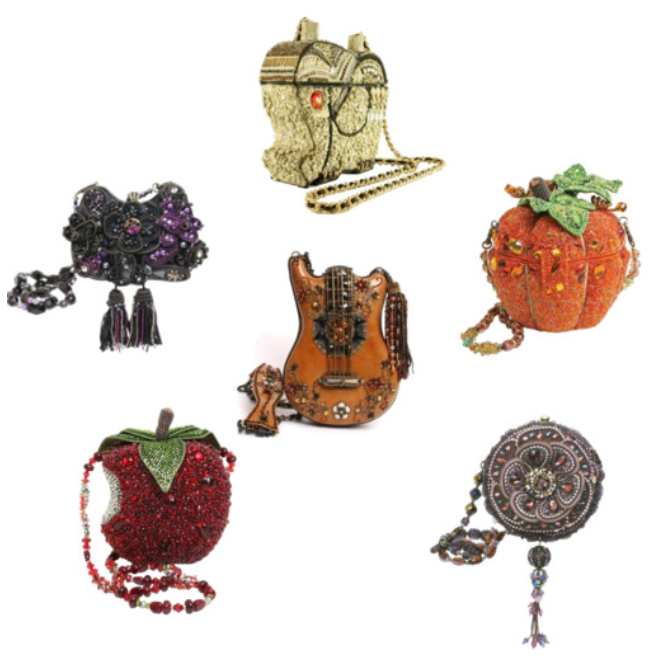 Need a whimsical beaded handbag? Try Mary Frances