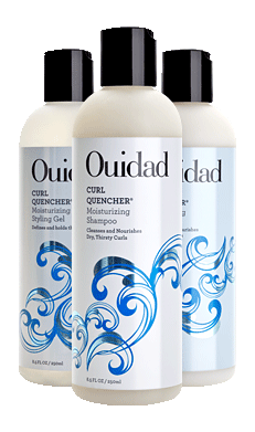 Frizz Free Curly Hair? Try Ouidad Hair Care Products