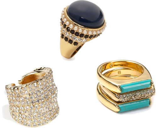 Cartier inspired rings under $100