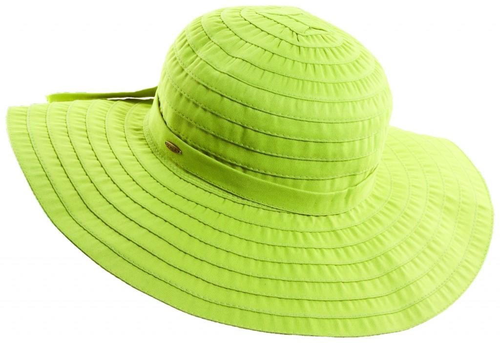 Scala Trés Jolie Sun Hat: Met the Sun Shine!