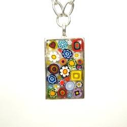 Millefiori Glass Jewelry Giveaway