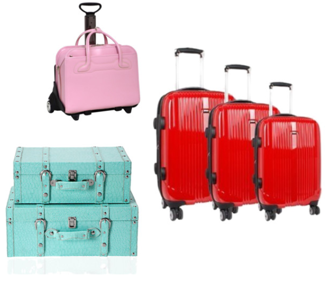 Suitcases with Style