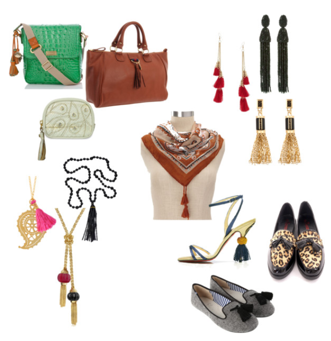 Tassell Trend: How to rock it this fall!