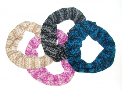 Infinity Scarves by Fraas for fall 2012