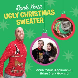 Christmas sweater book