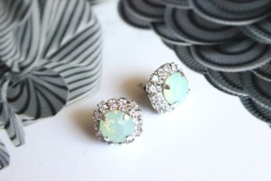 Chrysolite Opal Earrings: Win Yours!