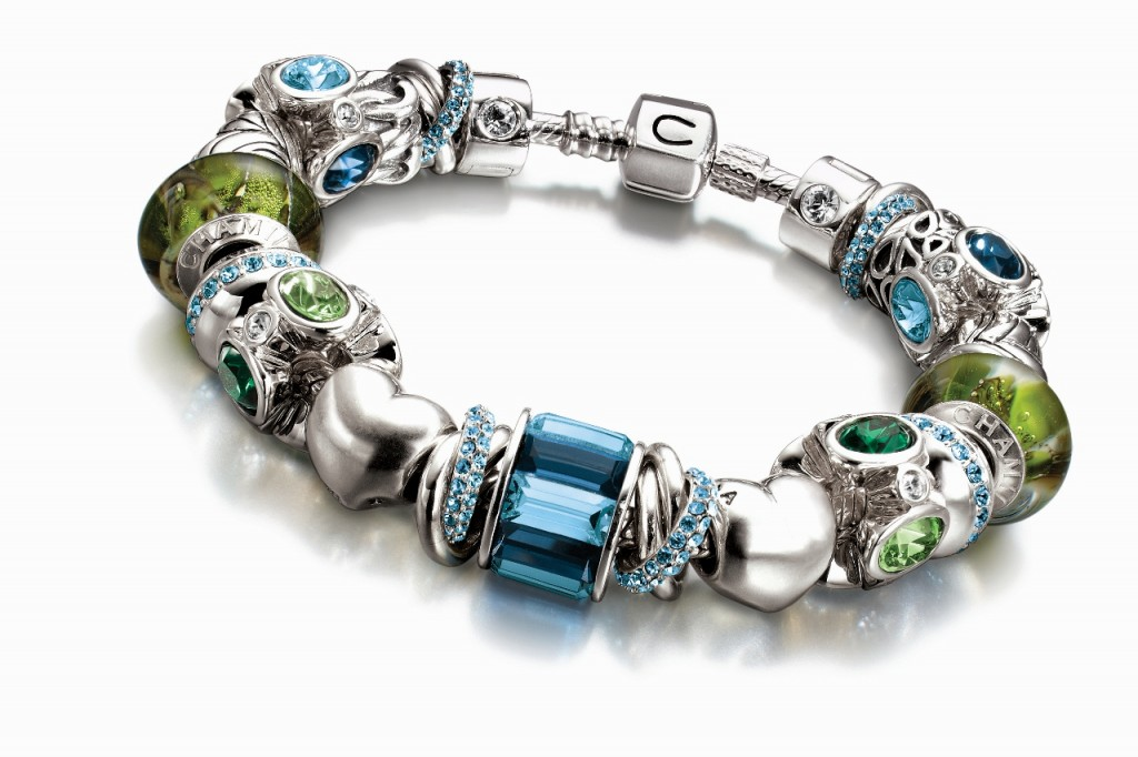 Chamilia Bracelet Giveaway: Win It Now! Now through October 29, Chamilia is offering the Silver Snap Bracelet FREE with $125 purchase. Offer is valid at Chamilia's online store and is for the bracelet only (beads not included).