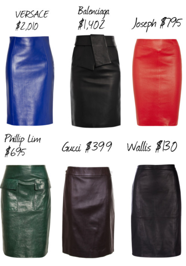 Leather skirt: worth the investment?