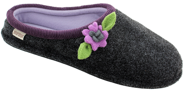POSY, Hush Puppies by Grandoe slippers, 2012