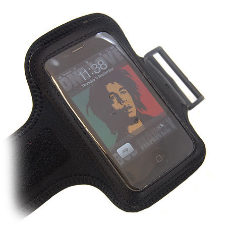 iPhone 4 4S neoprene armband, Mobile Fun