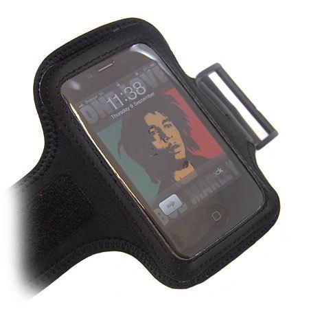 iPhone 4 4S neoprene armband, Mobile Fun