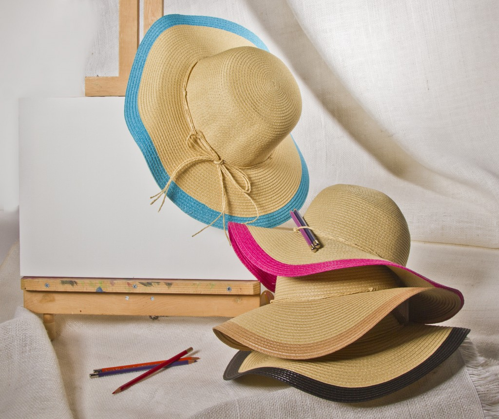 Dorfman Pacific, floppy packable sunhat 2013