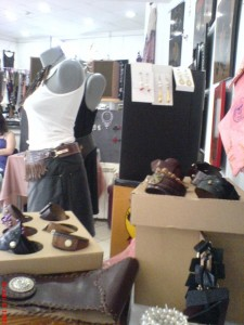 zoe p. range of leather accessories