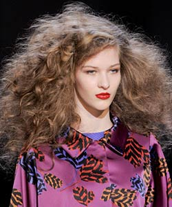 MARC JACOBS FALL 2013, WAVY HAIR IS BACK. Create Luxurious Wavy Locks with the Real Me Collection