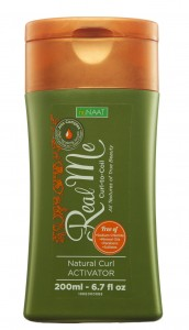 nuNAAT Natural Curl Activator, Real Me Collection
