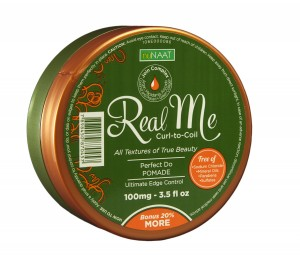 nuNAAT Perfect Do Pomade, Real Me Collection