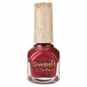 t-mart.com Sweet-Color-Environmental-Protection-Nail-Polish-Red-12ml_1_650x650