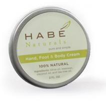HABE hand and foot cream