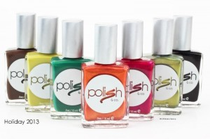 Polish & Company, holiday collection 2013