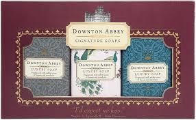 Downton Abbey Soap