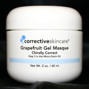 Corrective Skincare Grapefruit Gel Masque