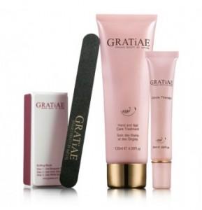 GRATiAE hand and nail care kit
