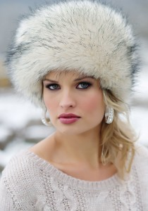 Arctice Fox Fur Hat