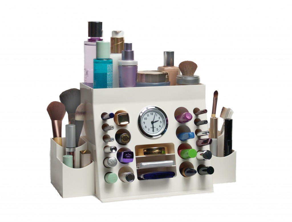 Lips-n-Eyes Cosmetics Organizer