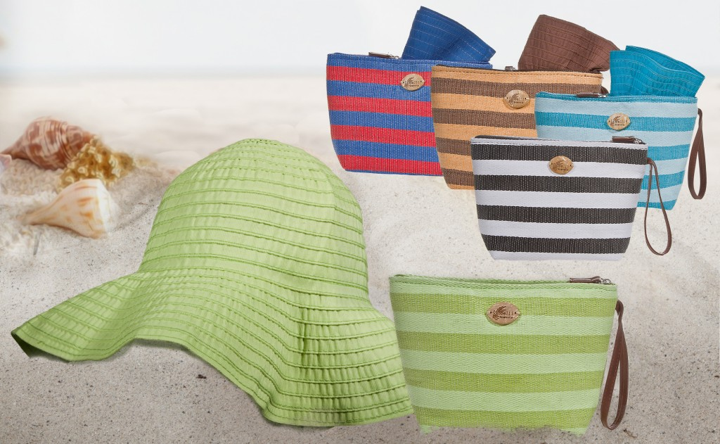Cappelli Straworld Tote with Pack A Hat: Summer Must Have
