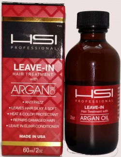 HSI Argan Oil, leave in conditioner