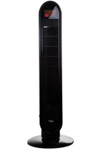 Ozeri 360 Oscillation Tower Fan