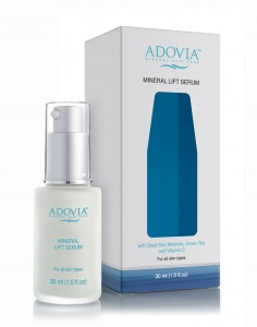 Fountain of Youth? Adovia Mineral Lift Serum is Close!
